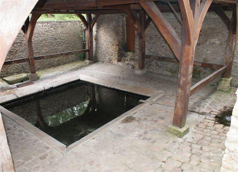 Le Lavoir Fontaine